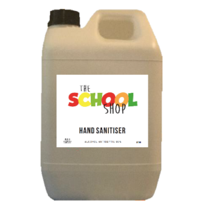 The School Shop NZ Made Hand Sanitiser 2 Litre Refill