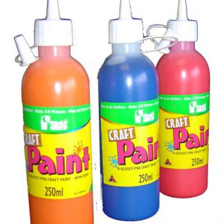 PVA CRAFT PAINT 250ML