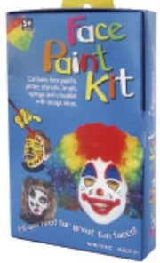 FIVE STAR FACE PAINT KIT