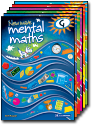 NEW WAVE MENTAL MATHS WORKBOOKS