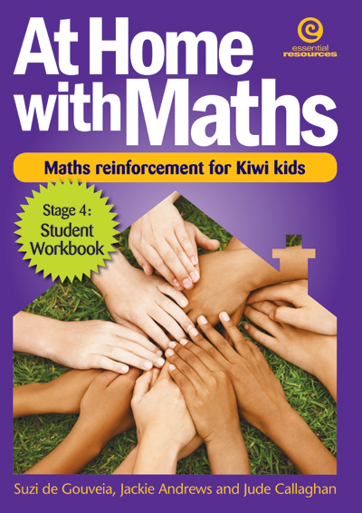 AT HOME WITH MATHS WORKBOOKS