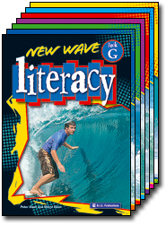 NEW WAVE LITERACY WORKBOOKS