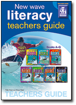NEW WAVE LITERACY TEACHERS GUIDE