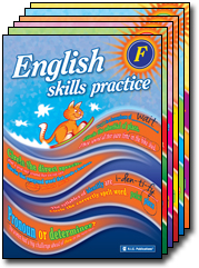 ENGLISH SKILLS PRACTICE WORKBOOKS