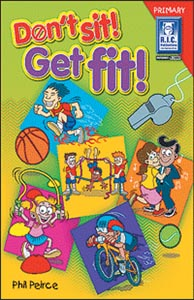 DONT SIT GET FIT BOOK