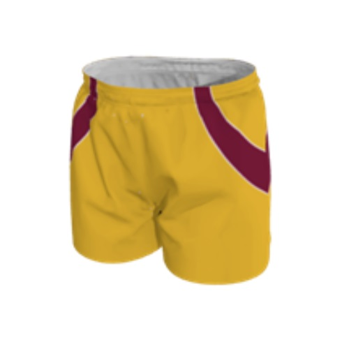 Sublimated Rugby Shorts - Edsports @ The School Shop