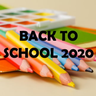 Art & Craft Back to School 2020